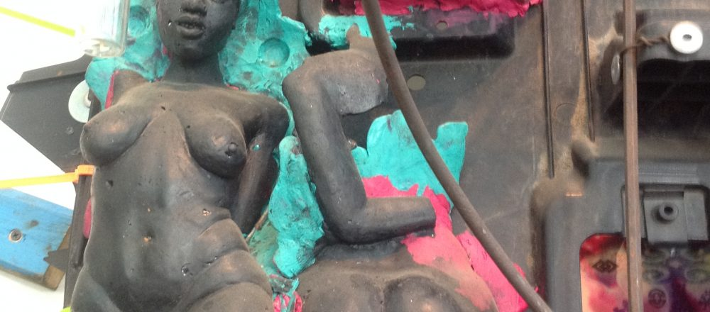Détail sculpture