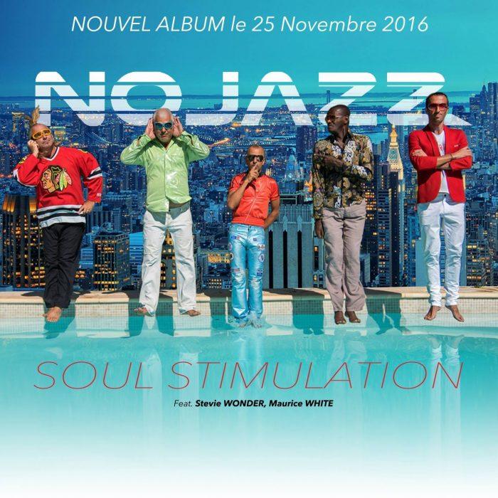 Album Sul Stimulation NOJAZZ