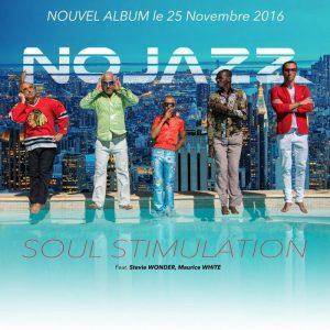 NOJAZZ Soul Stimulation cover 17A7