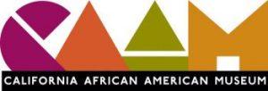 Logo California African American Museum